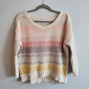 American Eagle   Med   Oversized Sweater